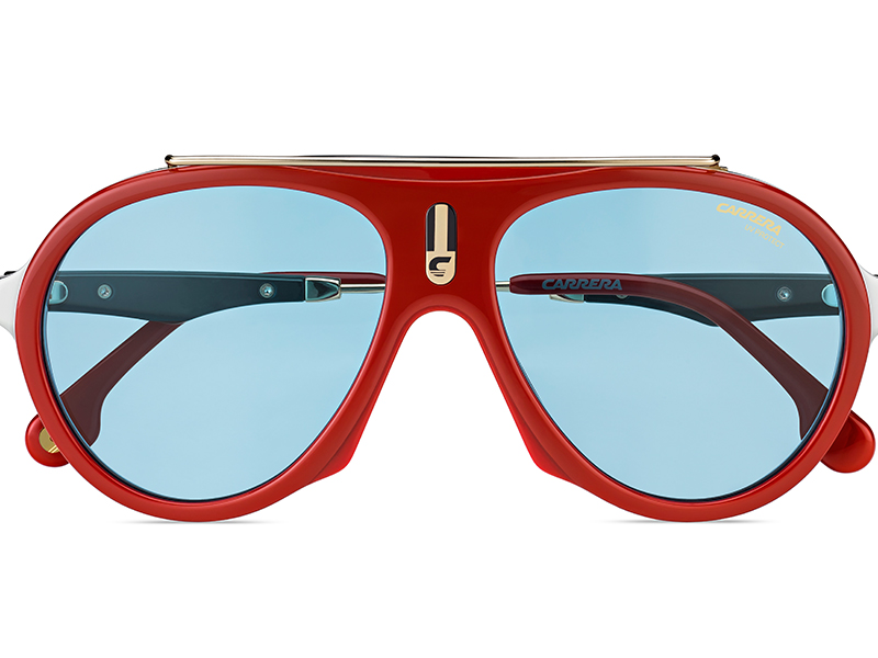 ccf1d769cb Discover the new Carrera Flag collection with Jared Leto on Visionet